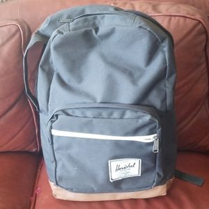 Black Hershel backpack